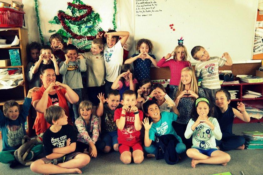 Auszeit Neuseeland Freiwilligenarbeit