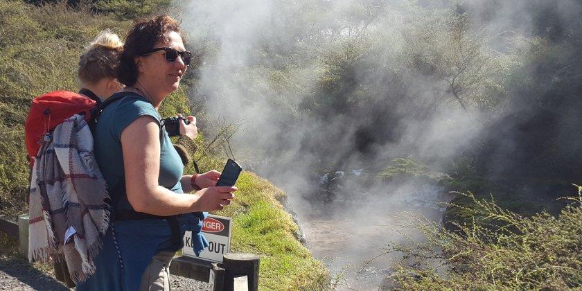 Auszeit Neuseeland Kerstin Scholz