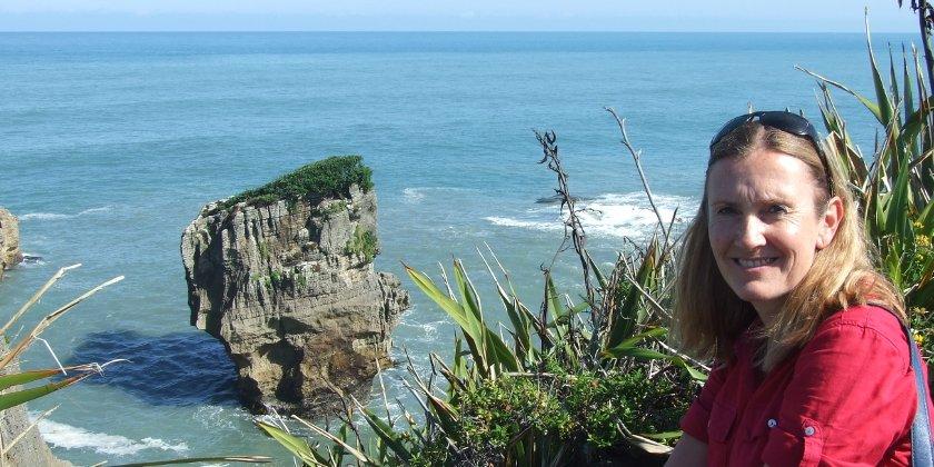 Auszeit Neuseeland Lucia de Leeuw