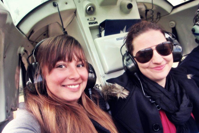 Auszeit Neuseeland Fliegen