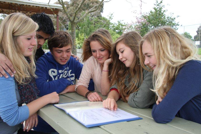 Auszeit Neuseeland Highschool