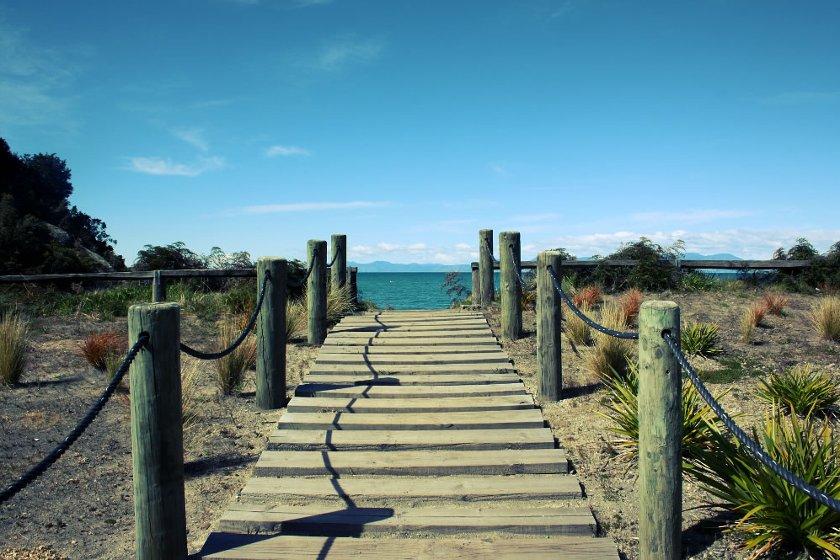 Auszeit Neuseeland Neuorientierung