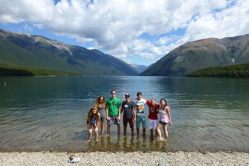 Auszeit Neuseeland Sprachreise