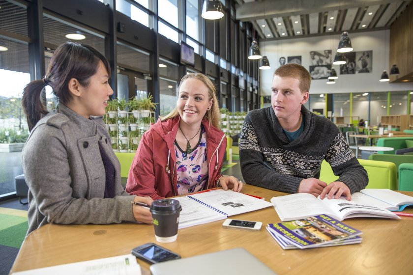 Auszeit Neuseeland Studieren