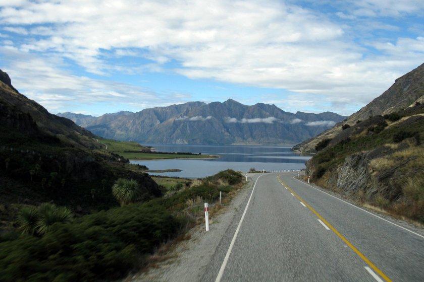 Auszeit Neuseeland Transport