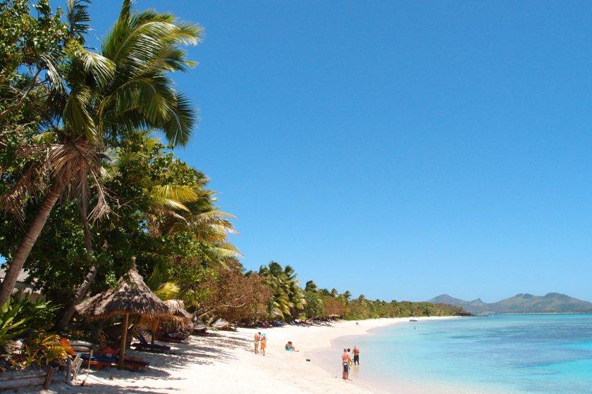 Auszeit Fidschi