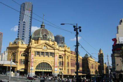 Auszeit Neuseeland Melbourne 1
