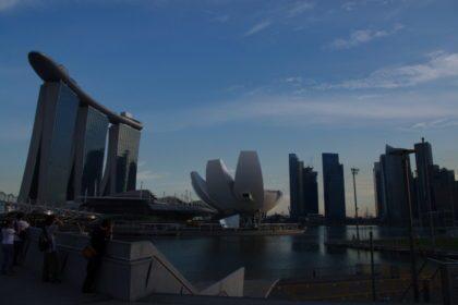 Auszeit Neuseeland Singapur 2