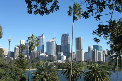 Auszeit Neuseeland Sydney 1