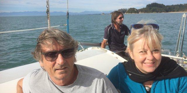 Auszeit Neuseeland Birgit David