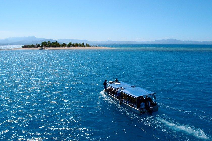 Auszeit Fidji