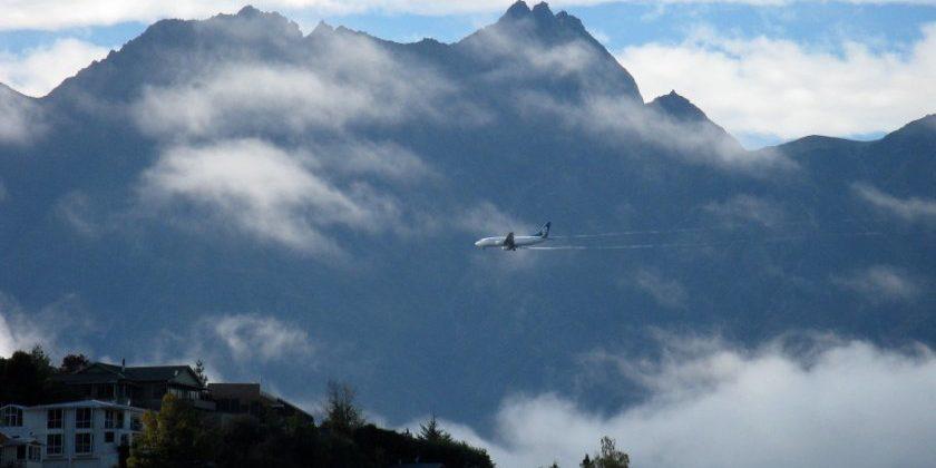 Auszeit Neuseeland Flüge