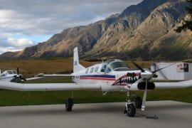 Auszeit Neuseeland Flug-small
