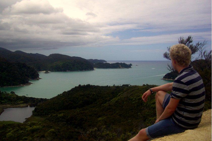 Auszeit Neuseeland Gap-Year