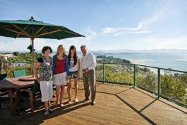 Auszeit Neuseeland Gastfamilie