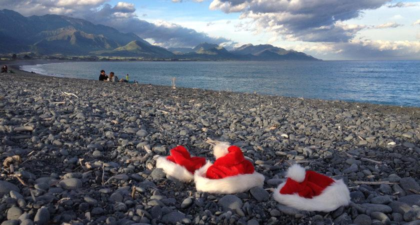 Weihnachtszeit in Neuseeland