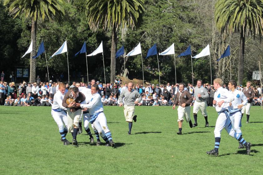Auszeit Neuseeland Rugby