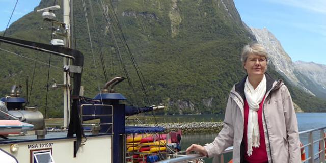 Auszeit Neuseeland Birgit Schuetz